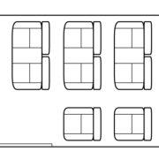 Coaster Seatmap
