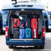 Hiace Without Ski Equipment