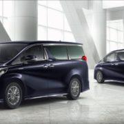 Toyota Alphard Exterior 1