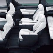 Toyota Alphard Interior 2