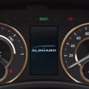 Toyota Alphard Interior 4
