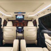 Toyota Alphard Interior 5